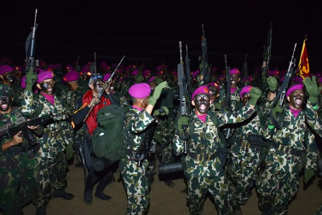 Korps Marinir TNI AL Terima Ratusan Tamtama Baru