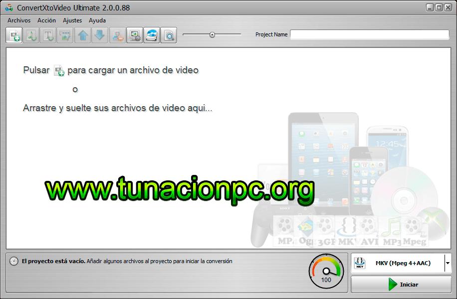 VSO ConvertXtoVideo Ultimate Convertidor Todo en Uno