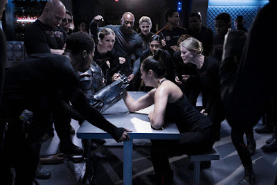 Frankie Adams picture from The Expanse Season 2 (22)