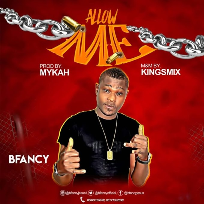 BFancy – Allow Me MP3 download