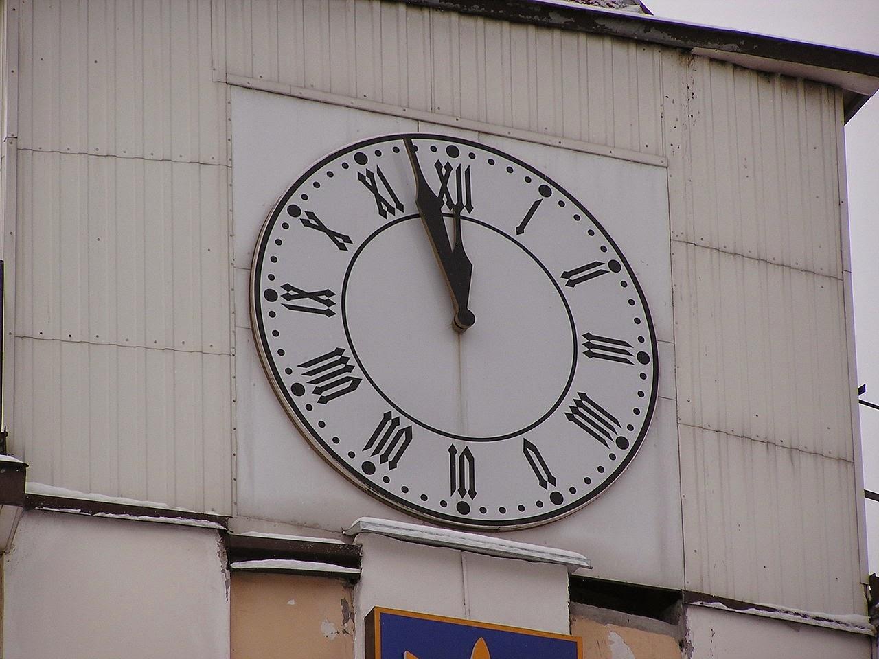 Doomsday Uhr
