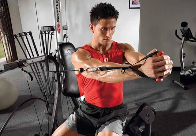 Bowflex Exercises