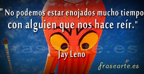Frases célebres de Jay Leno