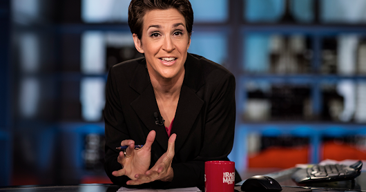 "Rachel Maddow : "" A Highly Intelligent Woman with a Built-in Bullshit Detector"""