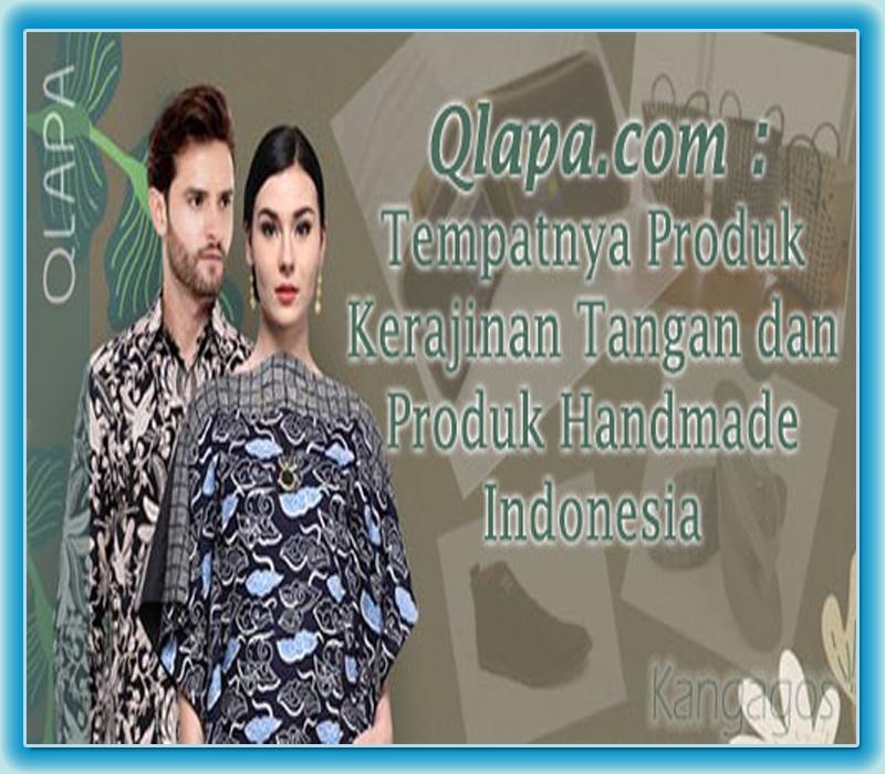 empatnya Produk Kerajinan Tangan dan Produk Handmade Indonesia
