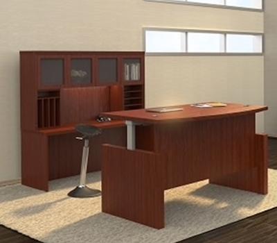 aberdeen ergonomic desk