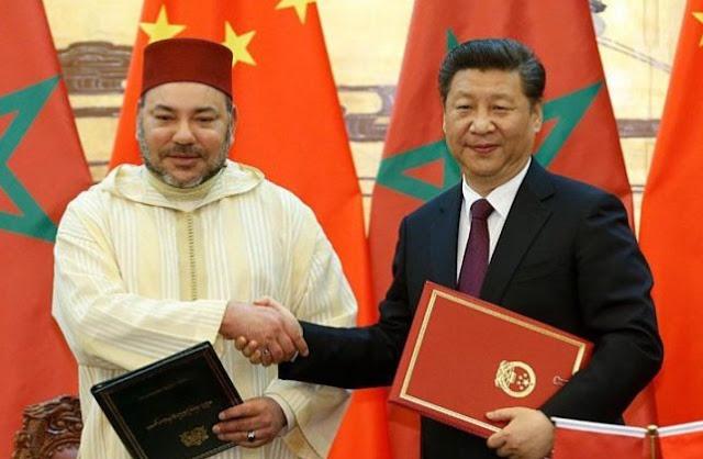 مؤشرات تحضير اعتراف صيني بمغربية الصحراء