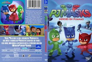 PJ MASKS - HEROES EN PIJAMAS - 2019