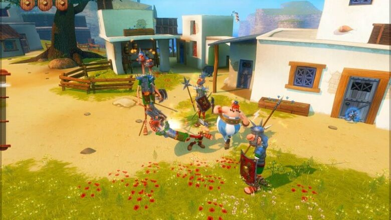 trailer of the game Asterix and Obelix XXL Romastered , download Asterix and Obelix 1 pc , download game Asterix and Obelix XXL Romastered , Download game Asterix and Obelix remastered , Games for children, computer , download free game Asterix and Obelix XXL Romastered