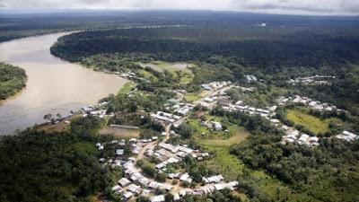 Denuncian toma de grupo paramilitar a poblados en Bojayá