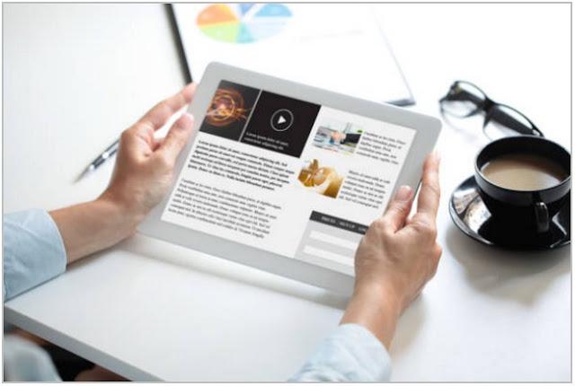 Blog sebagai Investasi;