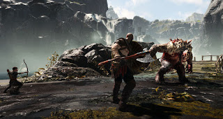 God Of War 4 Apk