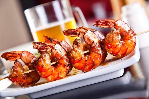 Marinated Grilled Shrimp - 3