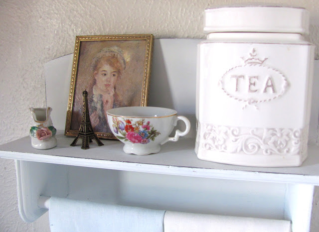 Rooted In Thyme: Decoupage Watering Can And Simple & Sweet
