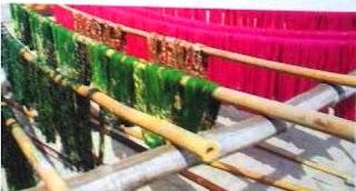 Proses, Teknik dan Alat Kerajinan Tekstil