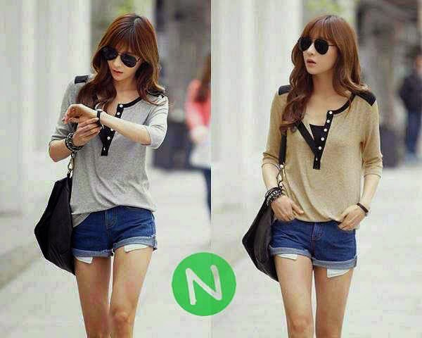 Venice blouse spandek fit to L P70 LD96