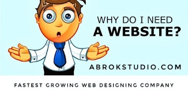 Why do every small business need a professional website - Abrokstudio