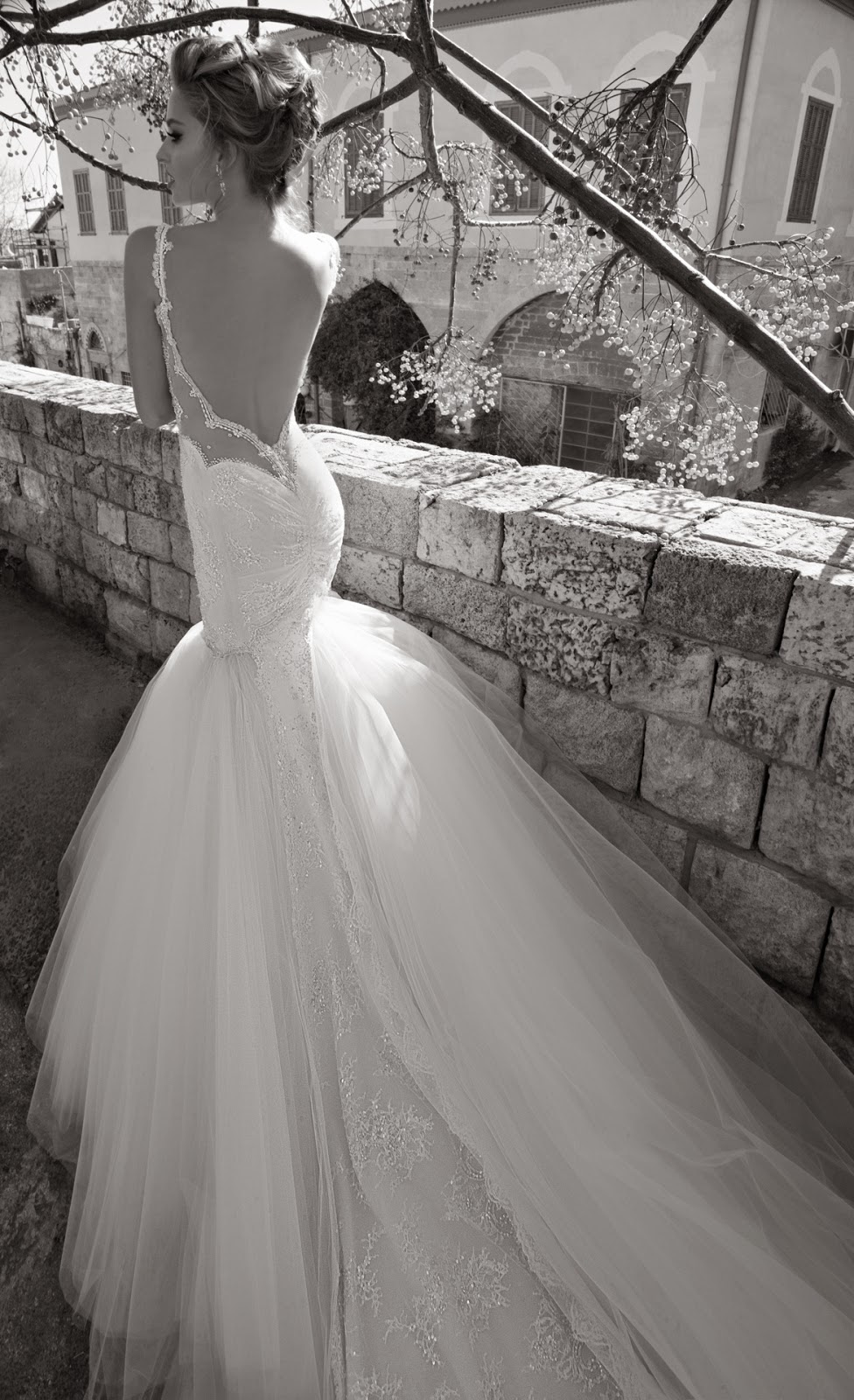 Galia Lahava wedding gown
