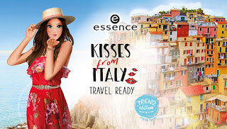 Preview: essence - kisses from italy TE - www.annistchkasblog.de
