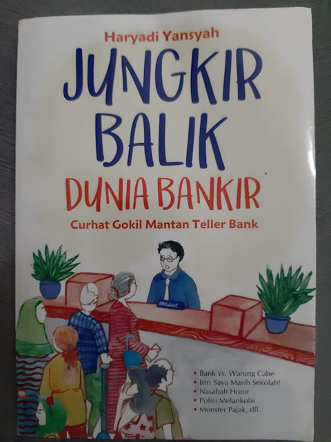 Buku tentang teller bank