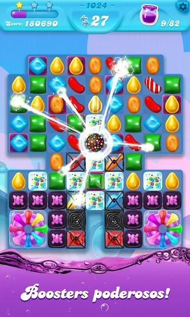 Candy Crush Soda Saga v 1.172.6 apk mod DESBLOQUEADO
