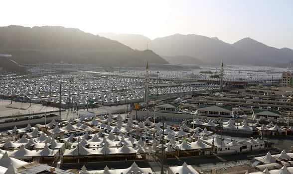 10,000 Riyals fine on entering Holy sites without Permit during Hajj Season