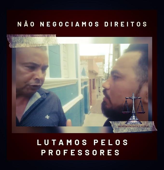 VEREADORES DE PANELAS NÃO SE COMPROMETEM COM A LEI
