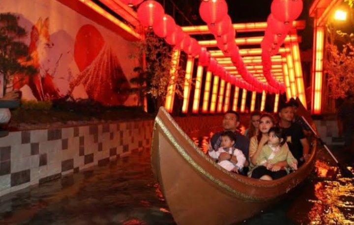 10 Foto Malang Night Paradise Harga Tiket Masuk Wahana Lokasi Petunjuk Arah Jejak Kenzie