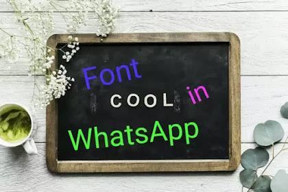 Trik WhatsApp: Ubah font, gaya, dan warna dalam obrolan WhatsApp
