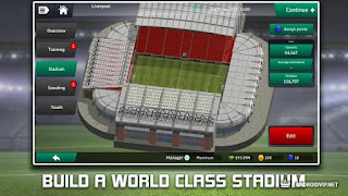 SCREENSHOT: Soccer Manager 2019 Stadium