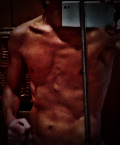 筋肉もちょっと減っちゃってガリっぽくなってしまいましたが 断食してよかった!と思えます