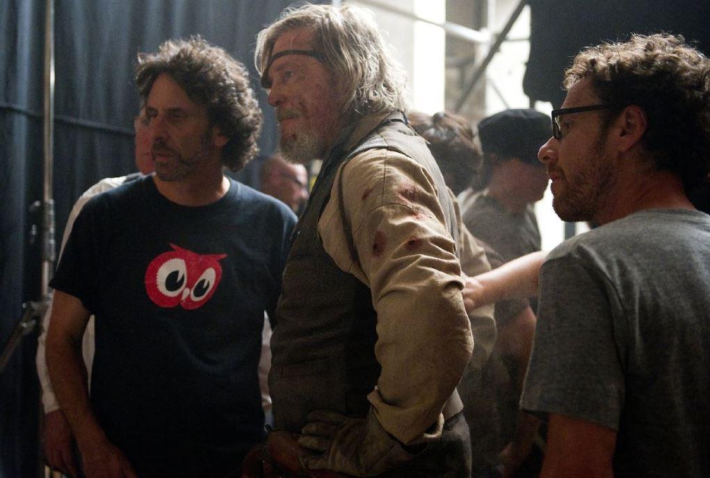 Joel e Ethan Coen preparano per Netflix The Ballad of Buster Scruggs