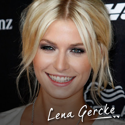 Lena Gercke 3D live Wallpaper For Android Mobile Phone