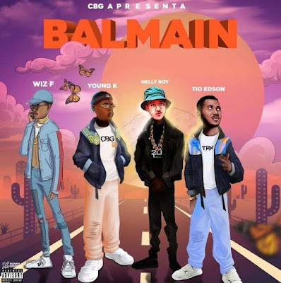 BALMAIN - ( C/ Young K x Tio Edson x Helly Boy x WizF)