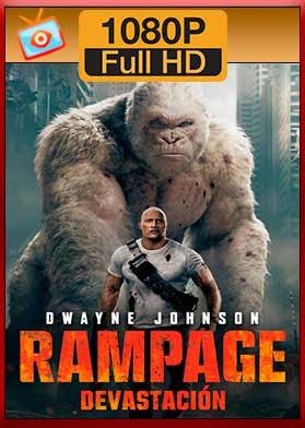 Descargar Rampage Devastación 1080p latino mega