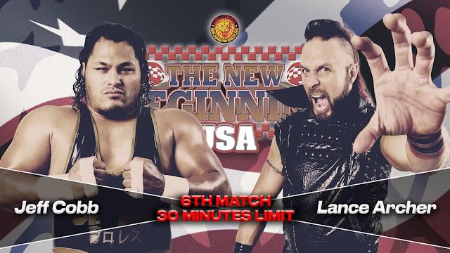Cobertura: NJPW The New Beginning in USA (01/02/2020) – O último dia!