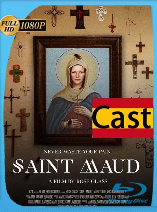 Salvando almas (Saint Maud) (2019) 1080p BRRip Castellano [GoogleDrive] [tomyly]