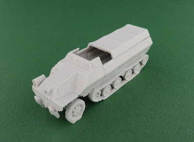 Type 1 Ho-Ha Half-track picture 8