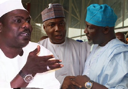 ALI NDUME SARAKI AND MELAYE