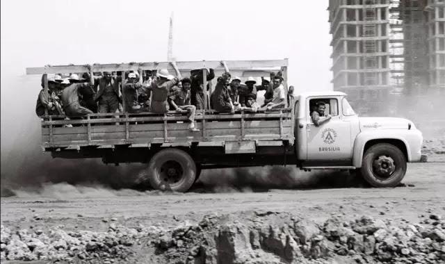 Curiosidade: A Historia da Construção de Brasilia