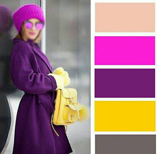 Fashionable colors for Winter 2021