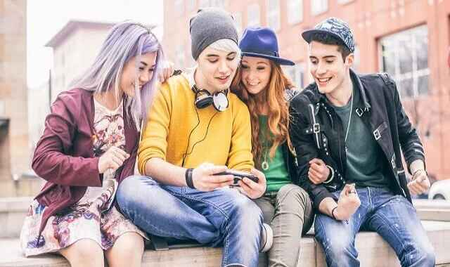 This is the ranking of the best apps for teens to make new friends, according to a new study