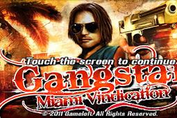Gangstar Miami Vindication HD v1.0.4 Android Offline