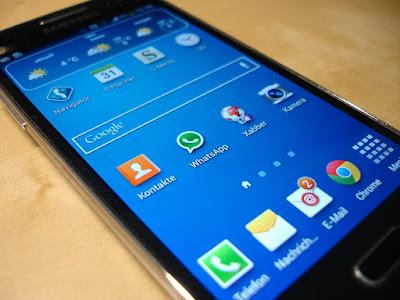 How to take screenshot in smartphone