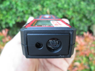 Laser Pengukur Jarak DEKO X-40 New Mini Digital Range Finder Jangkauan 40m