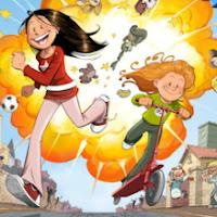 Le jeu video Les Sisters Show Devant