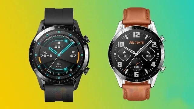 Huawei Watch GT 2 Tanıtım Videosu Yayınlndı