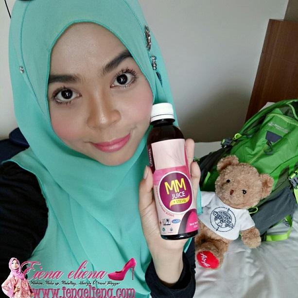 Kekal Aktif Bertenaga Dengan Mama Muda Juice