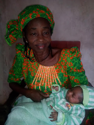 60-Year-Old Woman Gives Birth After 30 Years Of Marriage