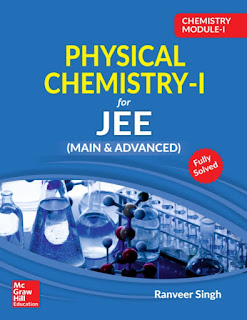 MC GRAW HILL EDUCATION: PHYSICAL CHEMISTRY-I For JEE Mains& Advanced
